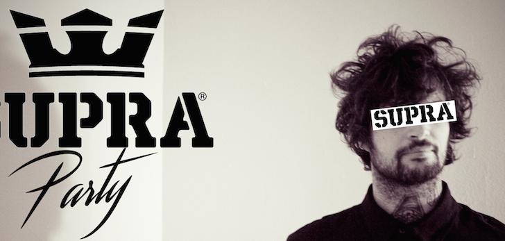 Supra Party en Roots Barcelona con skate y música