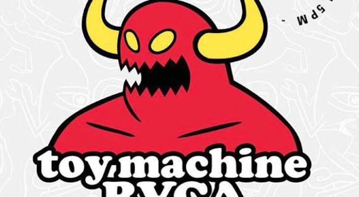 Rvca y Toy Machine presentan su «collabo» en FTC BCN