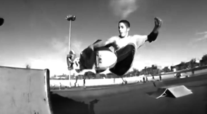 Fever. 10 Años de footage desde el Nepal Skatepark