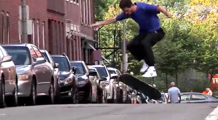 Hotel Blue nos trae footage Juan Virues desde Nueva York