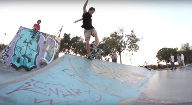 Picnic nos muestra lo que cuece en el skatepark de Alicante