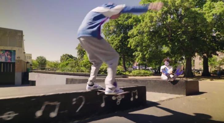 Zapa «collabo» Alltimers X adidas Skateboarding