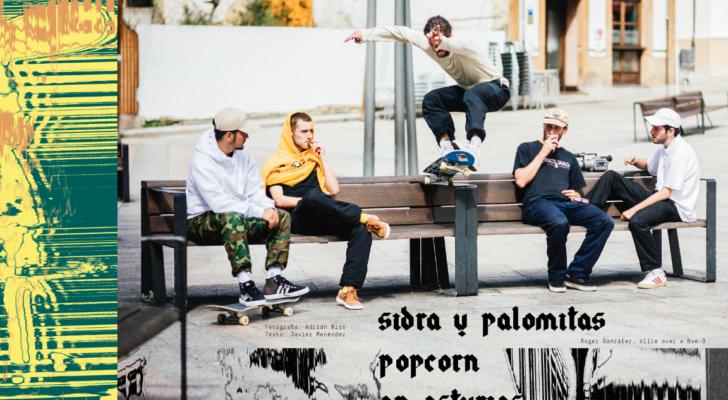 Popcorn estrena su vídeo en Madrid