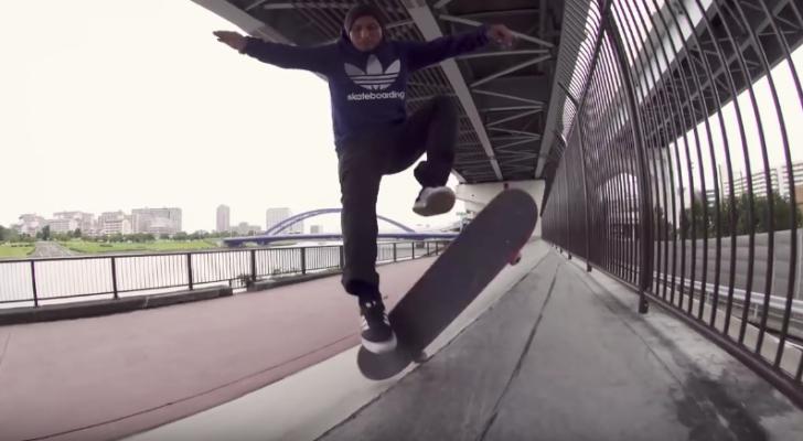El paso por Tokyo del adidas Skate Copa Court