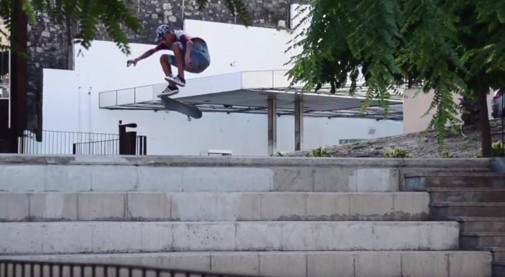 Raw clip de Ismael Pérez desde Canarias x Kevin Figueras