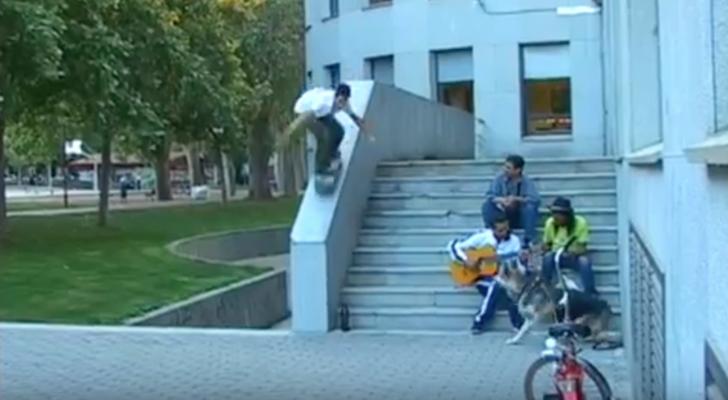 Street skateboarding vallisoletano en Shit n´stuff #3