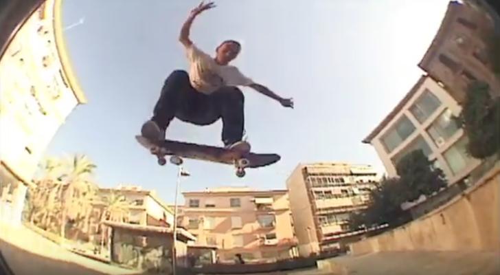 Javi Fioretto en el clip One Tape de Universal