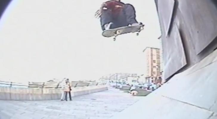 3 vídeo-relíquias. Skate asturiano desde 1998 a 2019