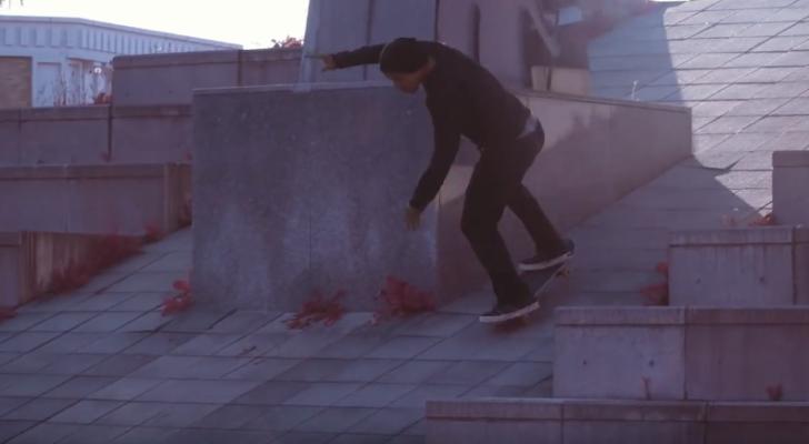 RŌZU. Nuevo clip de adidas Skateboarding desde Japón