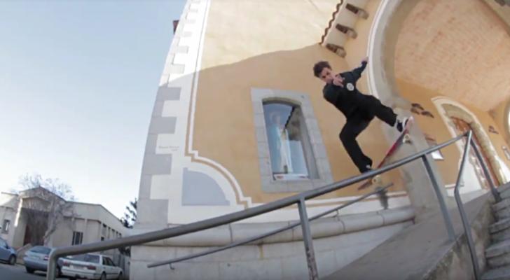 Alway Skateshop da la bienvenida a Pol Catena con este vídeo