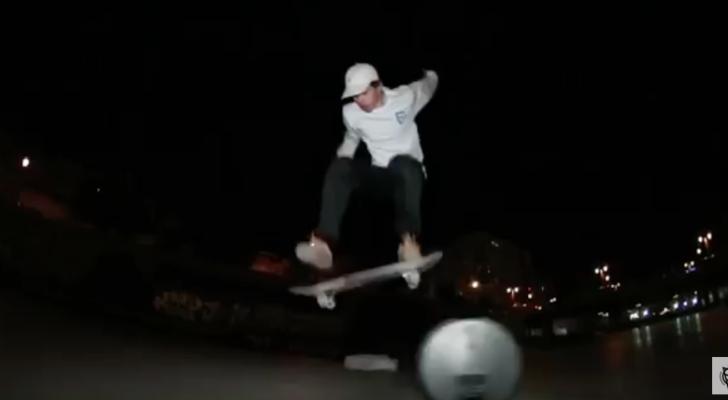 Por mucho patinar cuando anochece más temprano