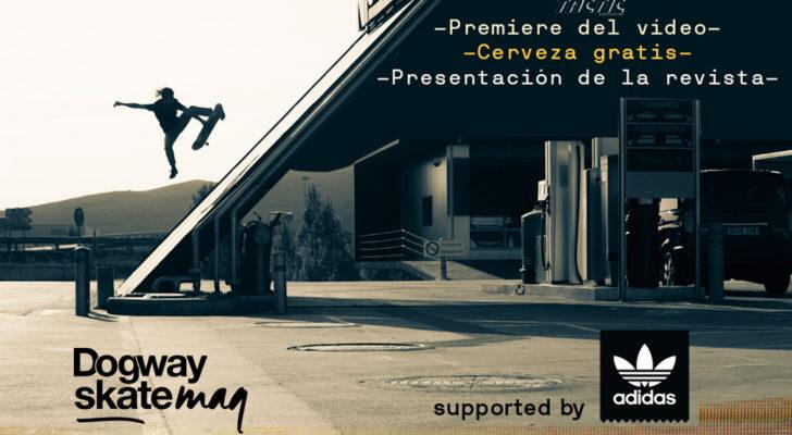 Trailer y premier. Masterweek 2017 Supported by adidas Skateboarding