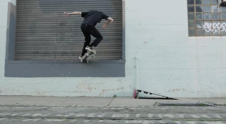 Este clip presenta las The Saint, las nuevas Supra de Dane Vaughn