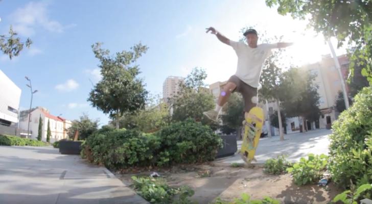 Ismael Carreras Don´t Stop part x Picnic Skateshop
