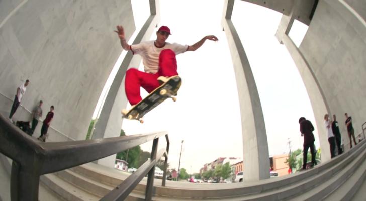 Avance de Choppy D, el nuevo vídeo completo de DC Shoes