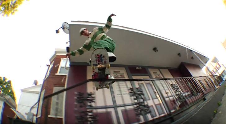 Ya puedes ver online Choppy D, el nuevo vídeo completo de DC