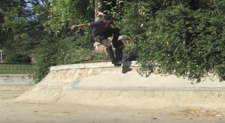 Formaskate publica el footage crudo de Tyler Surrey en Madrid