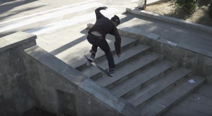 Trucazos para presentar las Suciu ADV II de adidas Skateboarding