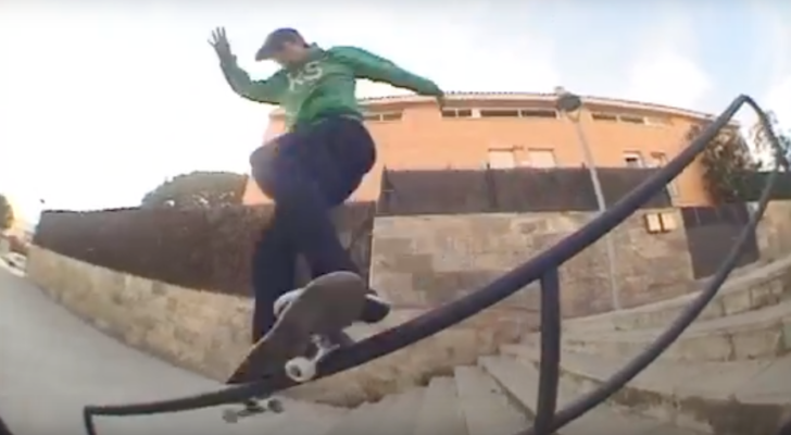 Ya online la parte de Nacho Climent en el Fellaz Video