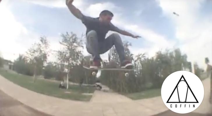 Raw clips de Quique Ferré en el vídeo «21» de Coffin