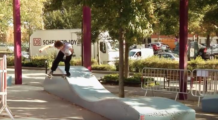 Adidas Skateboarding y Solo nos ofrecen el primer clip de la serie Threee