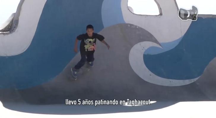 Documental sobre el Taghazout Skatepark de Marruecos