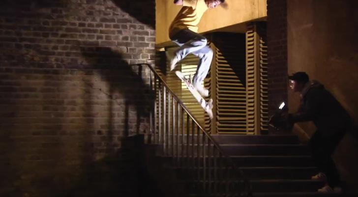 Ya online la parte 3 de Threee, la saga de Solo y adidas Skateboarding