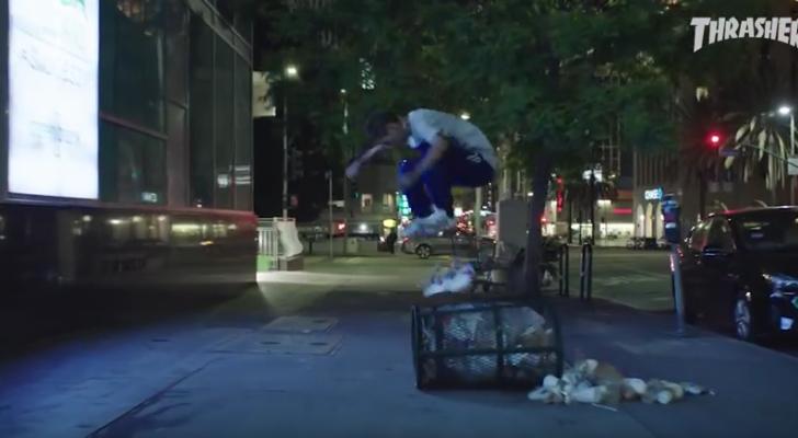 Todo tras la ronda kilométrica de Miles Silvas x adidas Skateboarding