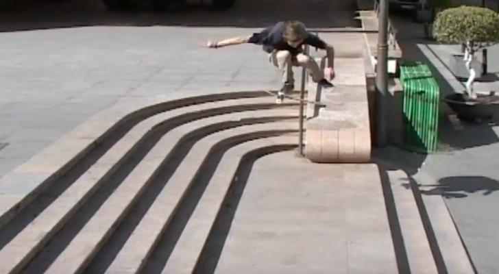 Nuevo clip de David Gallego para ir soltando footy
