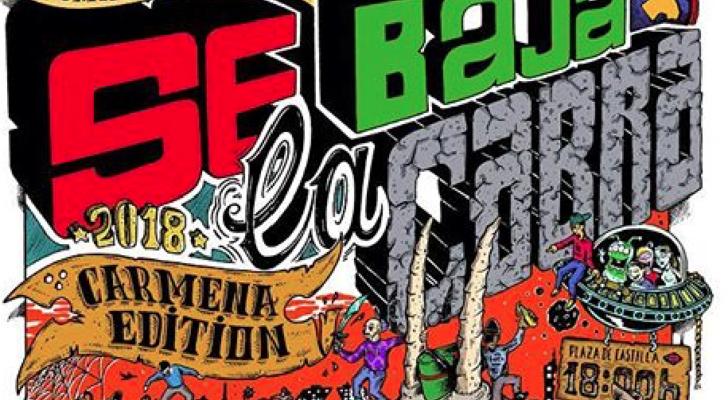 «Se Baja la Cabra» contra la prohibición del skate en Madrid