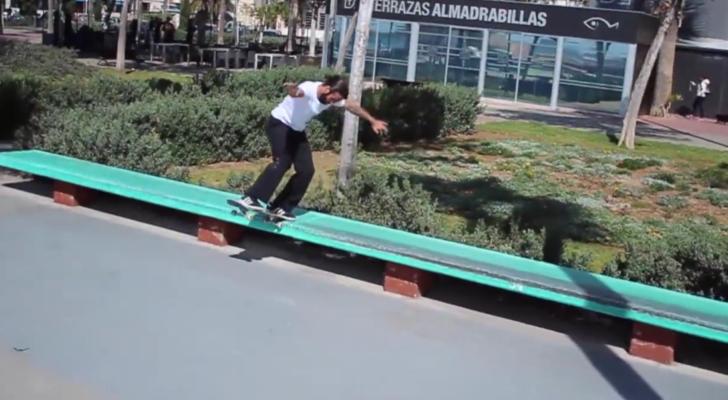 Nuevo clip Antisocial desde Almería
