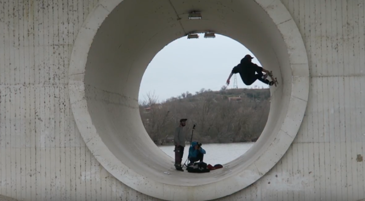 Vota por el vídeo de BD Skateshop para Levi´s Spot Recovery