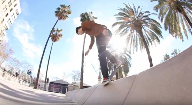 Probando las Vans Chima Pro 2 en BCN x Amigos Skateshop