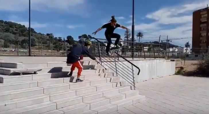 Trap y skateparks de mierda para estrenar el canal de Fhire