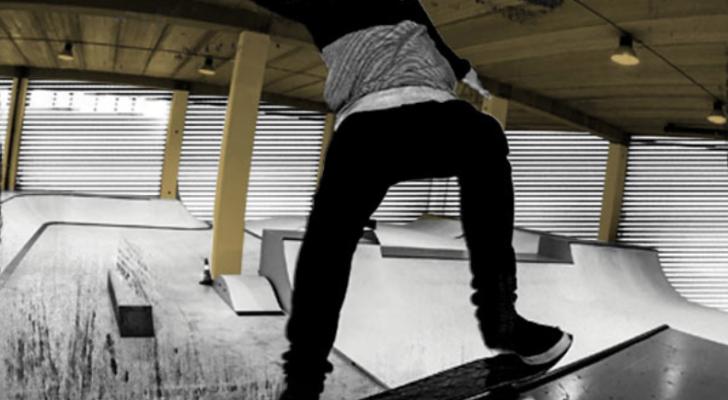 Inauguración del UFO Skatepark en Portugalete