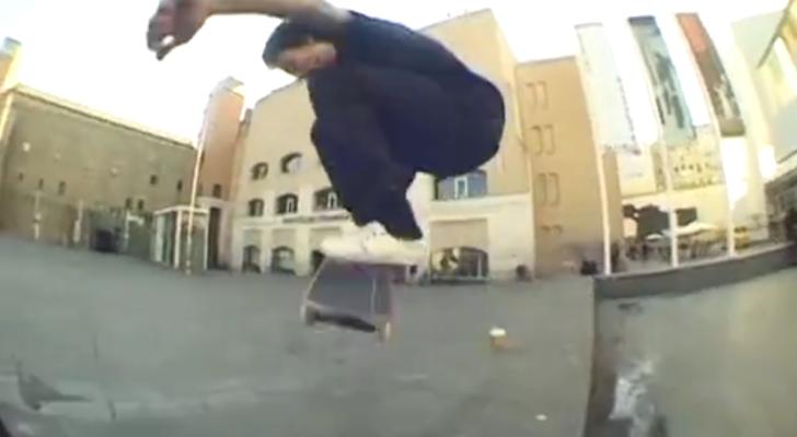 Antonio Pekovic llega a Nomad con este clip