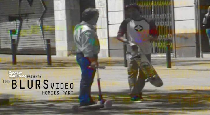 Estreno de la «Homies Part» de The Blurs Video