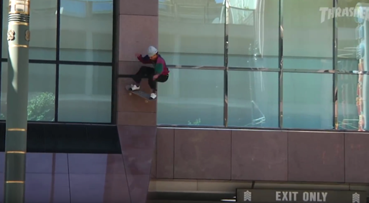 Ya online «Spinning Away», el vídeo completo de Vans