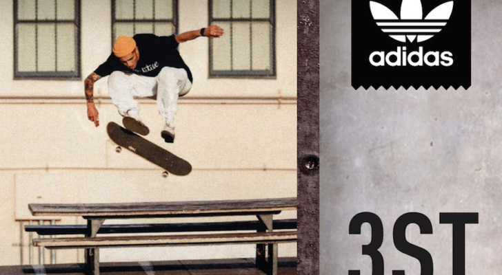 Adidas Skateboarding pondrá a prueba las 3st en La Bóbila y Macba