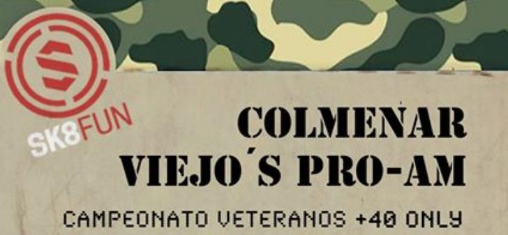 Campeonato para mayores de 40 en Colmenar Viejo