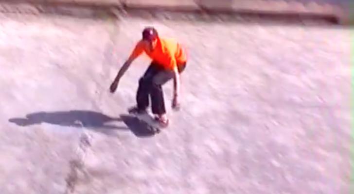 Un clip de Dani Quintero en Hi8 desde Londres