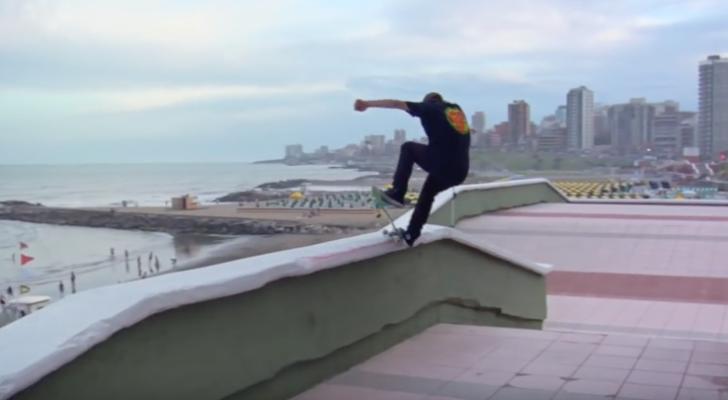 Milton Martínez nos muestra Mar del Plata en un clip