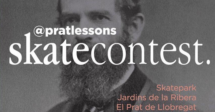 Campeonato de skate x Prat Lessons en El Prat de Llobregat