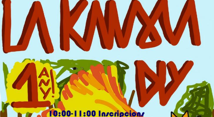 Evento en el primer aniversario de La Kanxa Diy
