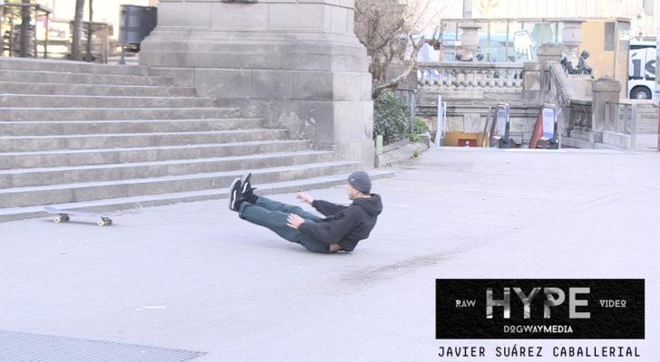 Hype. Raw Video. El caballerial de Javier Suárez en Scene