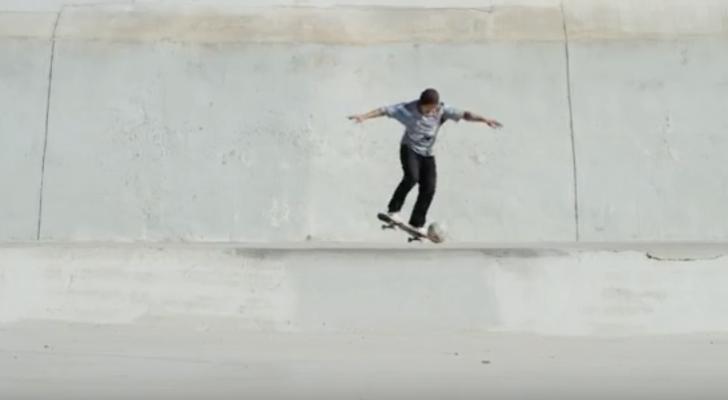 Lo nuevo de adidas Skateboarding aúna fútbol y patín