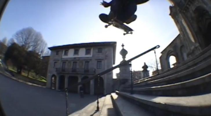 Bruce Fernández llega a Mosaic con este clip