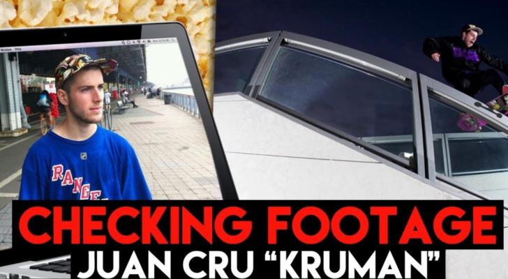 Hoy Formaskate conectará en directo con Kruman