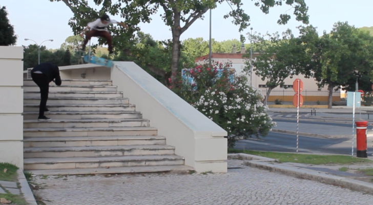 Parte completa de Thiago Monteiro desde Portugal