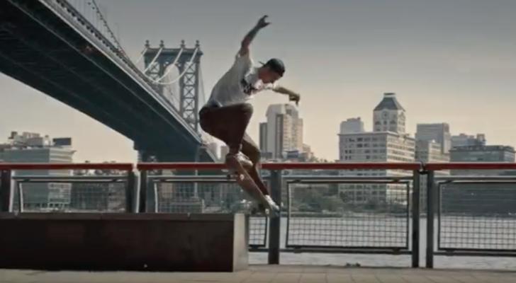 El vídeo que nos presenta las E.Tribeka de DC Shoes